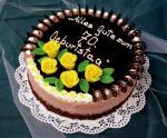 Schokokremtorte zum Geburtstag (#10)