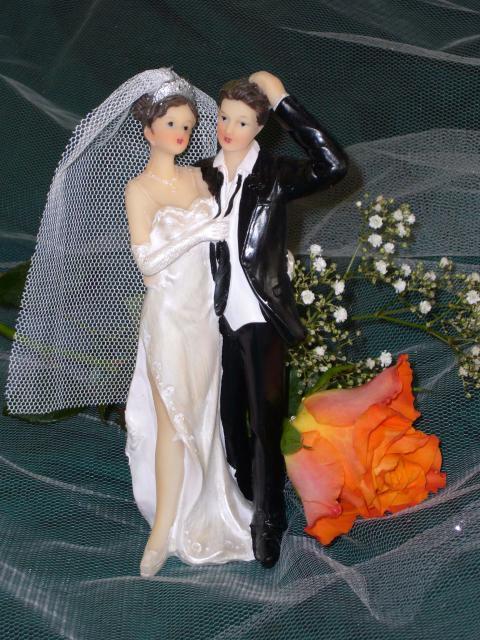Brautpaar modisch (#63)