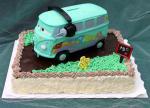 "Spardosen-Torte Cars ""Bully"" (#110)"